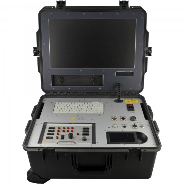 VT 6360 CU Full-HD control unit